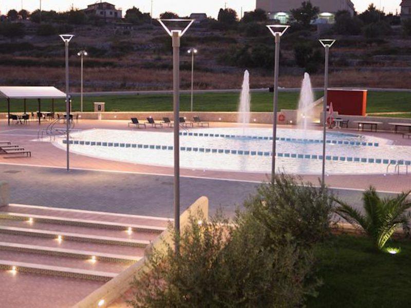 Borgo don Chisciotte zwembad