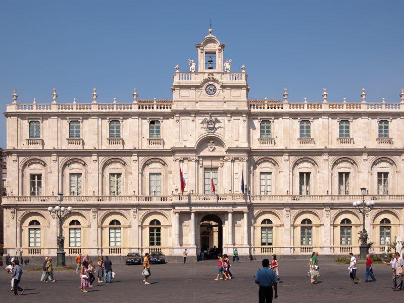 Catania pallazzo