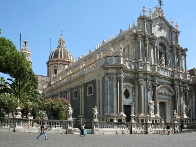 Catania kerk