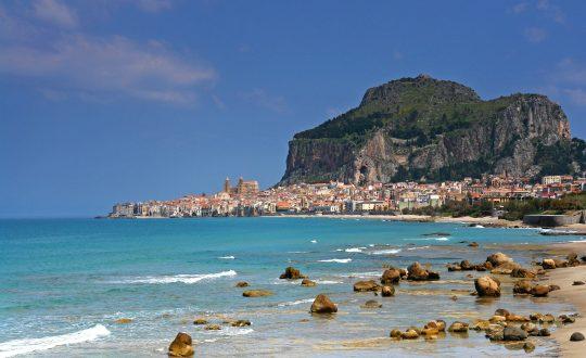 Idyllische stranden op Sicilië