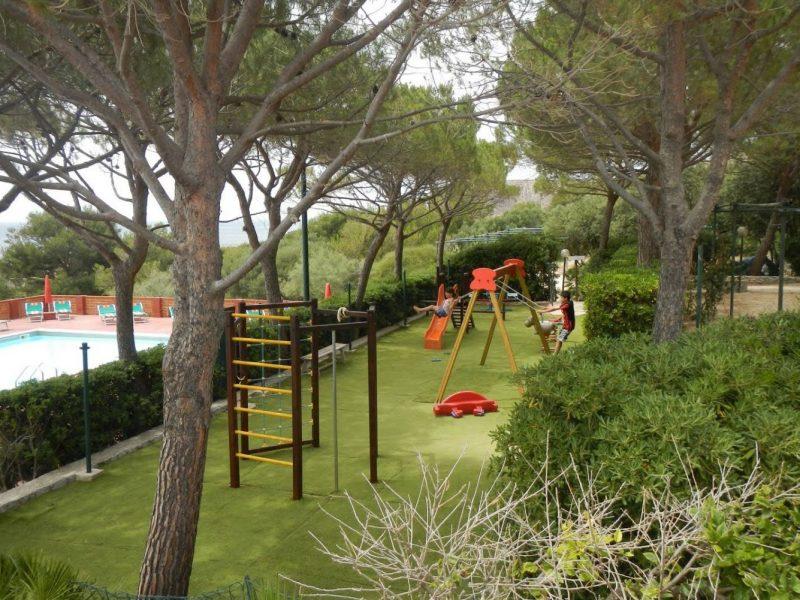 Camping El Bahira speeltuin