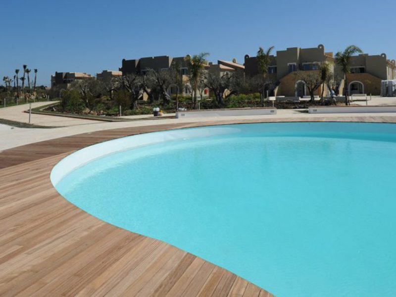 Residenze Archimede zwembad
