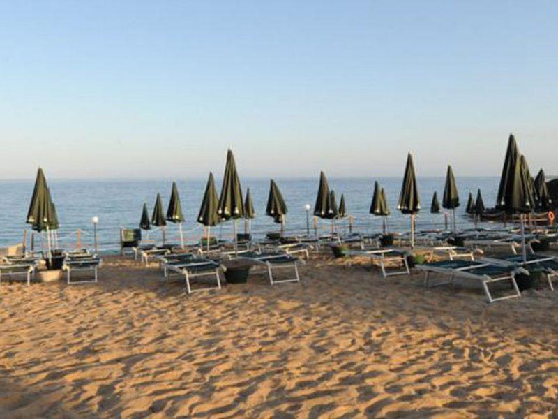 Residenze Archimede strand