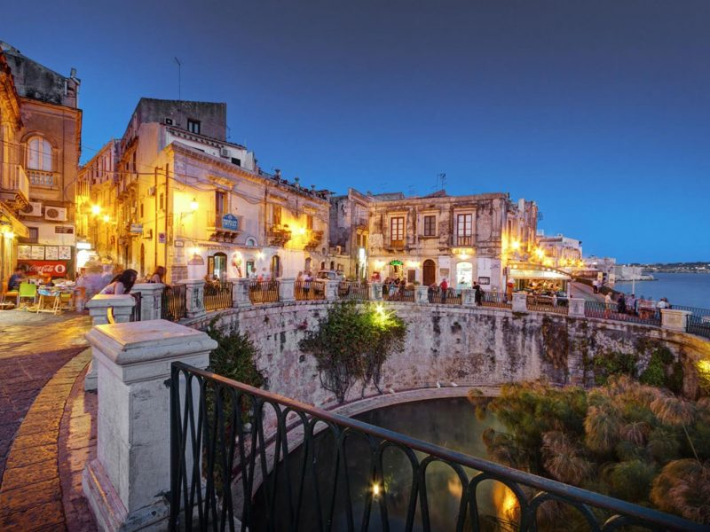 Residenze Archimede stad