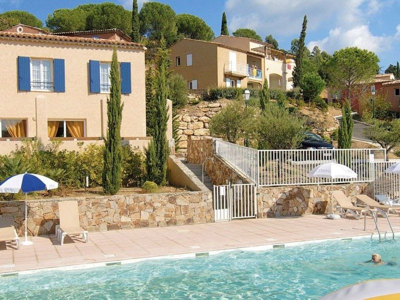 Les Bastides de Grimaud accommodaties