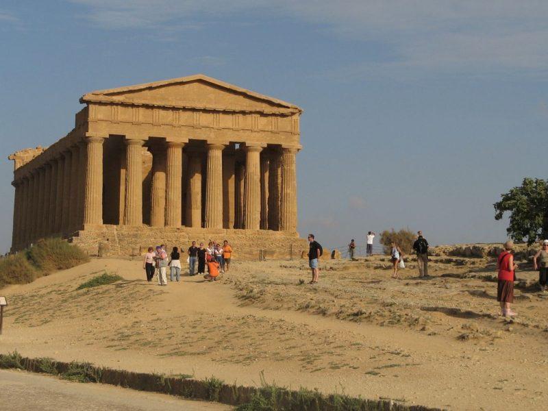 Agrigento tempel