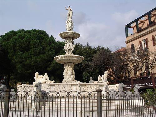 Messina fontein