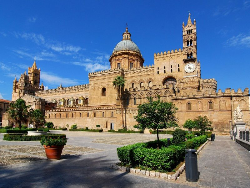 Palermo palazzo