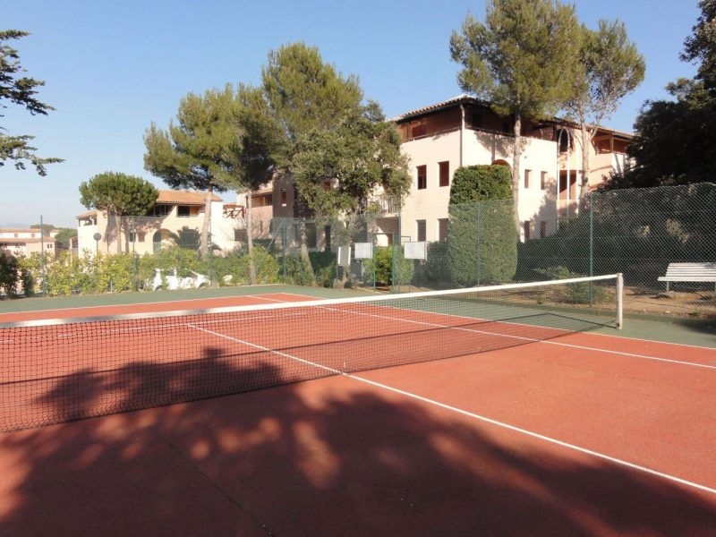 Residence les Gemeaux tennisbaan
