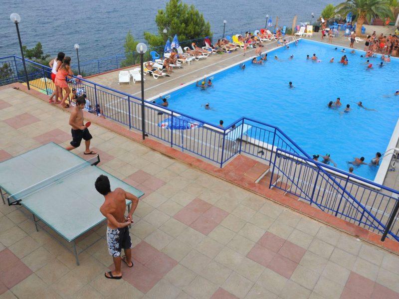 Rais Gerbi zwembad