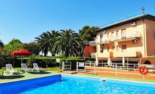 Residence Villa Giardini - Sicilië.nl