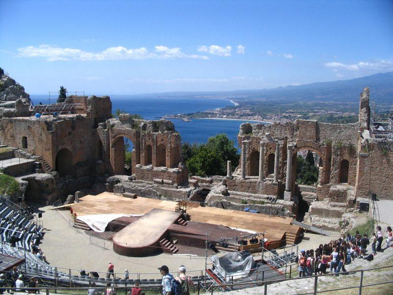Taormina amfitheater