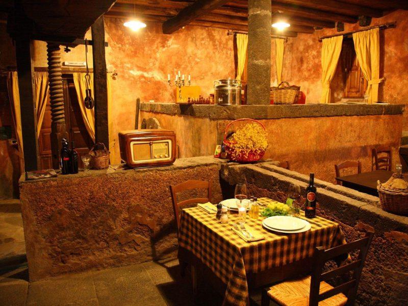 Tenuta Antica Cavalleria restaurant