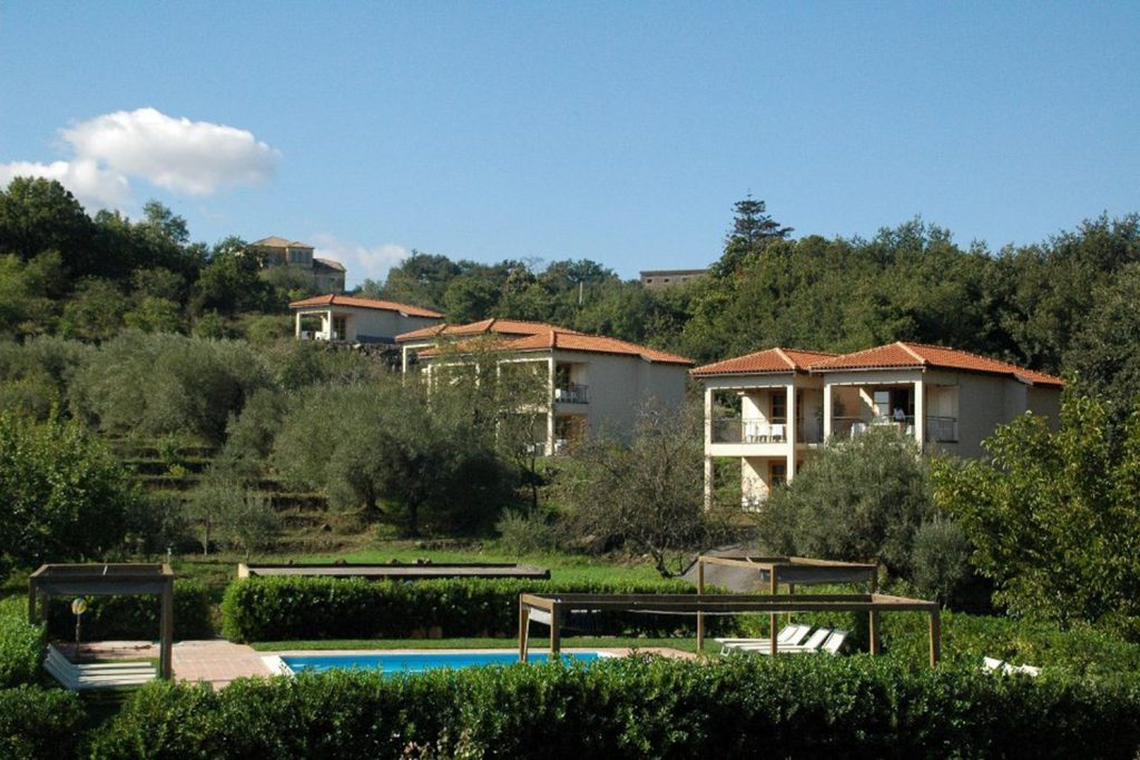 Tenuta Madonnina accommodaties