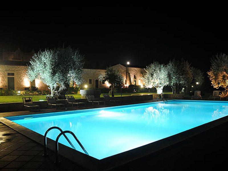 Torre don Virgilio zwembad
