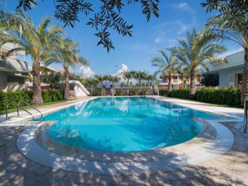 Villa Galati zwembad