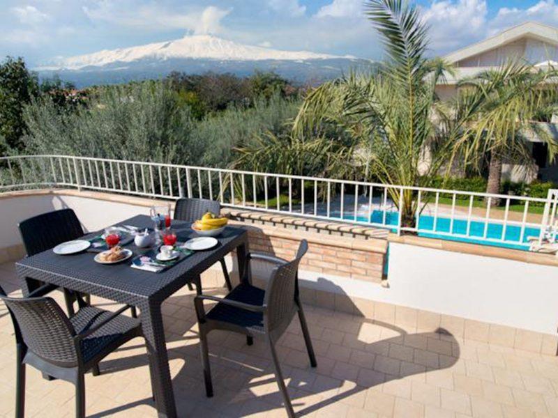 Villa Galati vakantie