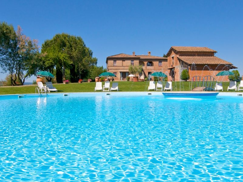 Agriturismo accommodatie