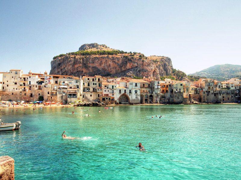 Stad Sicilië - Giarra