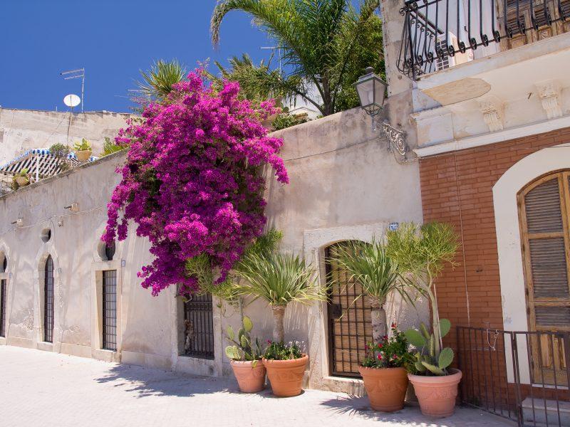 Sicilië straatje