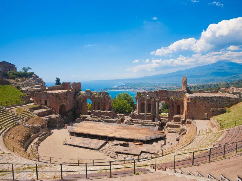 Amfitheater Sicilië