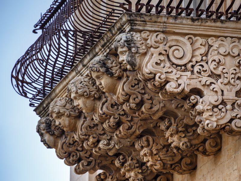 Sicilië architectuur