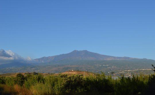 De Etna op!