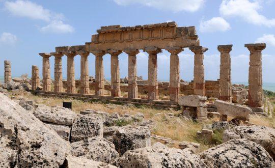 Op zoek naar archeologische vondsten in Agrigento!