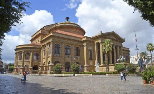 Stedentip: bruisend Palermo