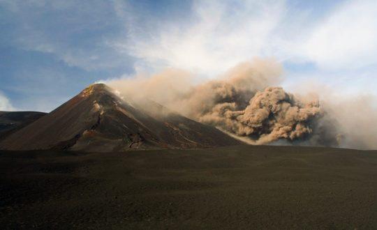 Voor het eerst dit jaar: de uitbarsting van vulkaan Etna
