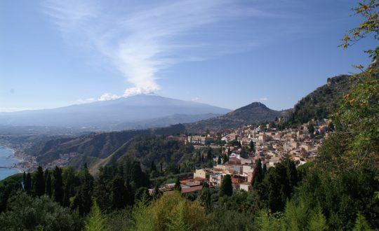 Beklim de Etna!