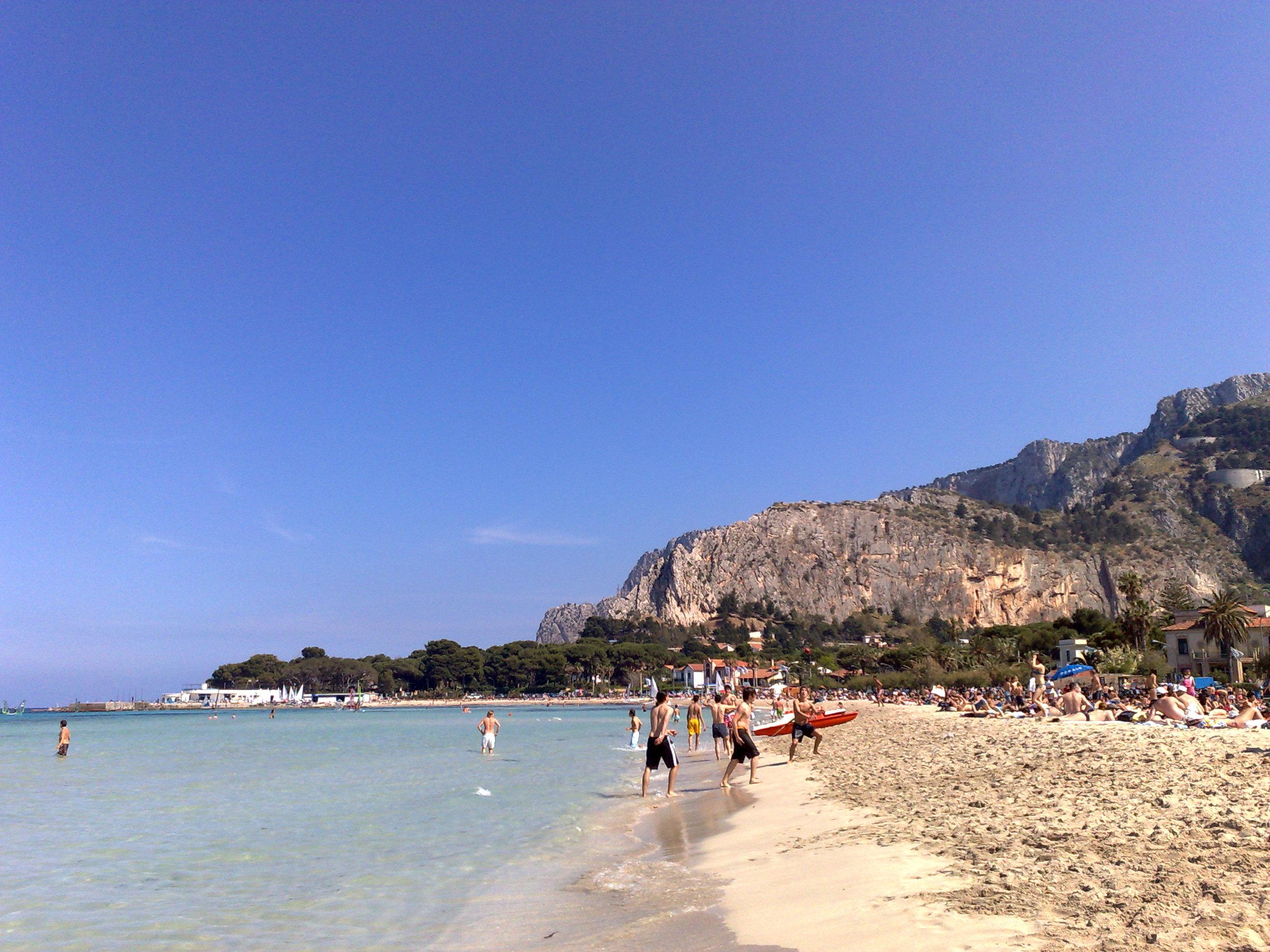 mooiste stranden op Sicilië