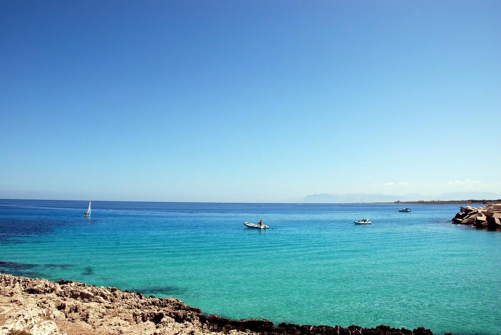 San_Vito_Lo_Capo_sea_(6148408666) - mooiste stranden van sicilië