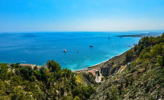 Welk deel van Sicilië is het mooist?