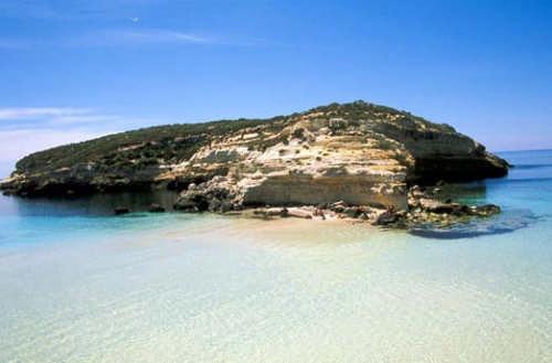 Konijnen Eiland: één van de mooiste stranden ter wereld
