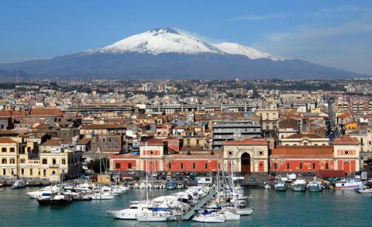 Stedentrip: Catania