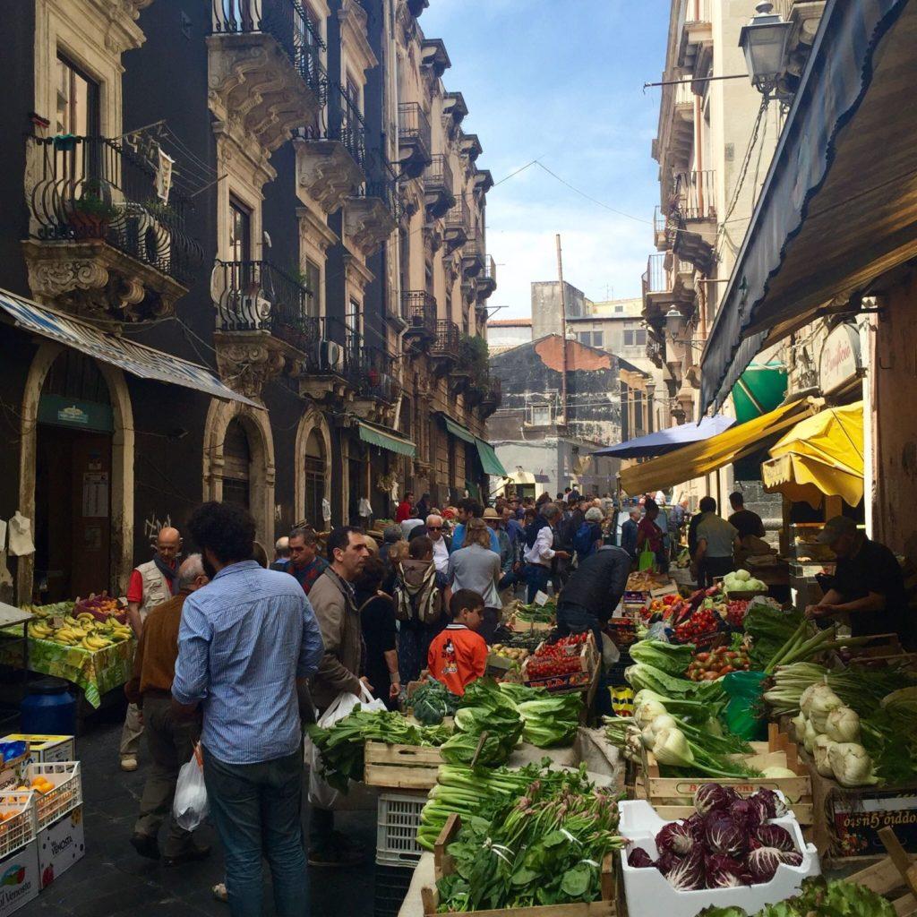 Stedentrip Catania