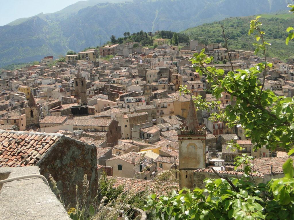 Isnello Sicilië