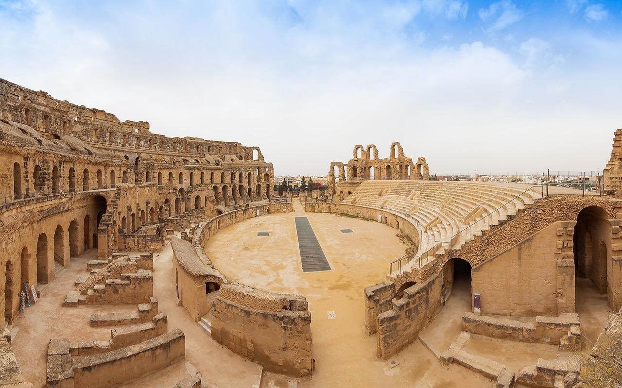 Rome - rondreis Italië - Amfitheater