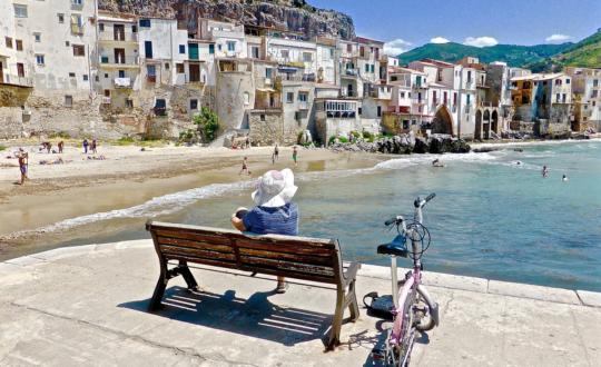 Relaxen op Sicilië: neem een moment voor jezelf