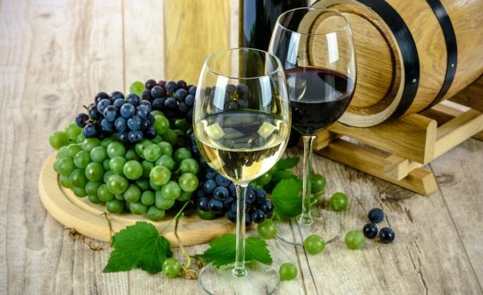 Wijntour