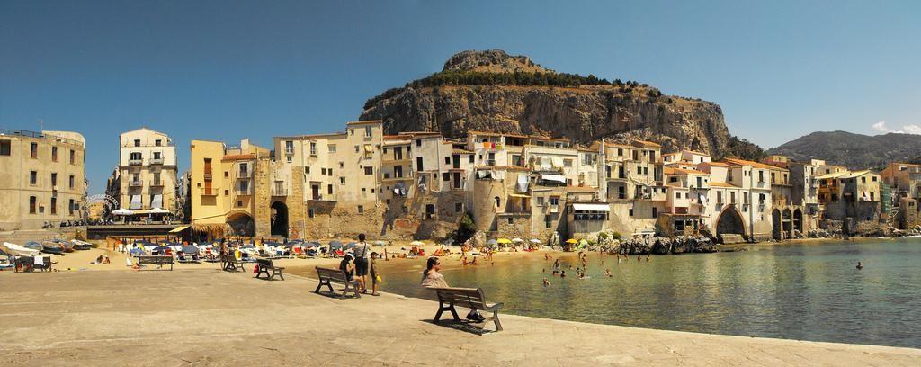 Touren op Sicilië, strand