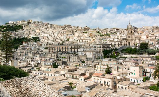 De barok steden van Val di Noto