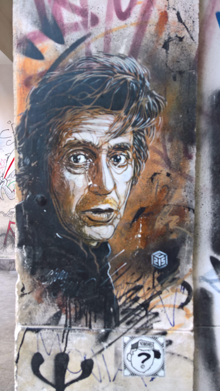 Street art spotten in Palermo