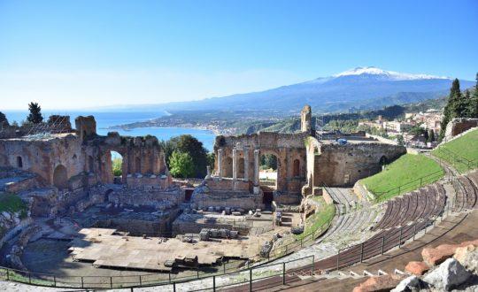 3 bijzondere theaters op Sicilië die je niet mag missen
