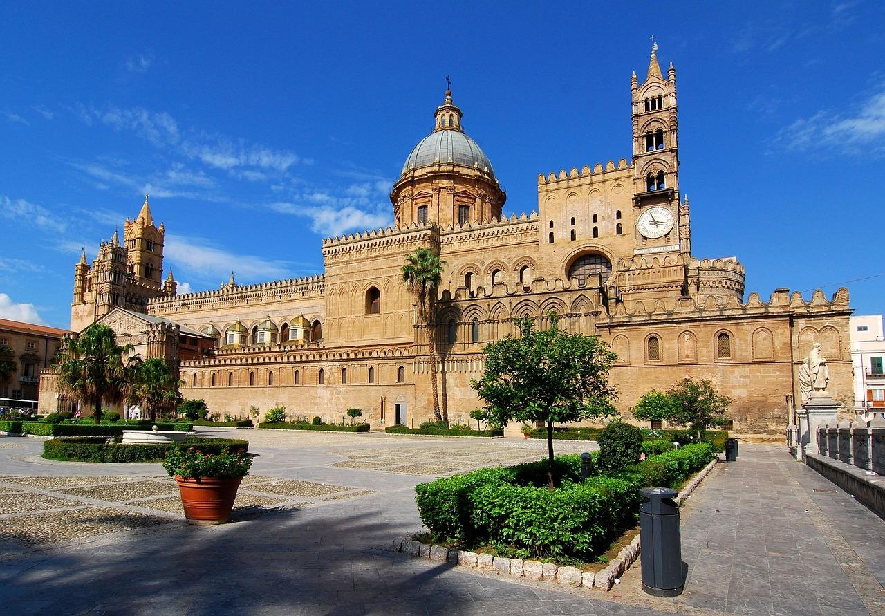 Palermo Architectuur op Sicilië via Sicilie.nl