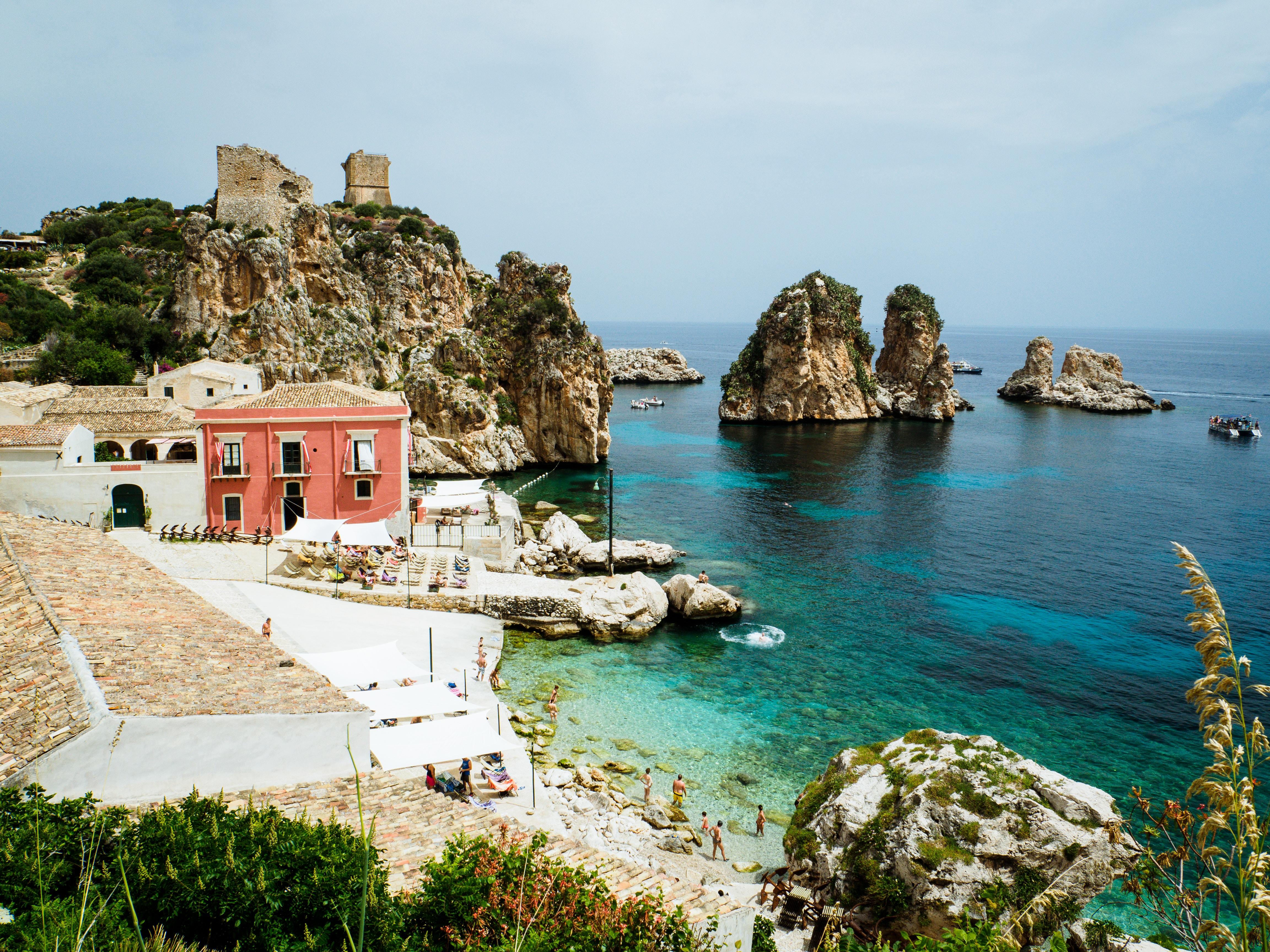 Technologie - Sicilie