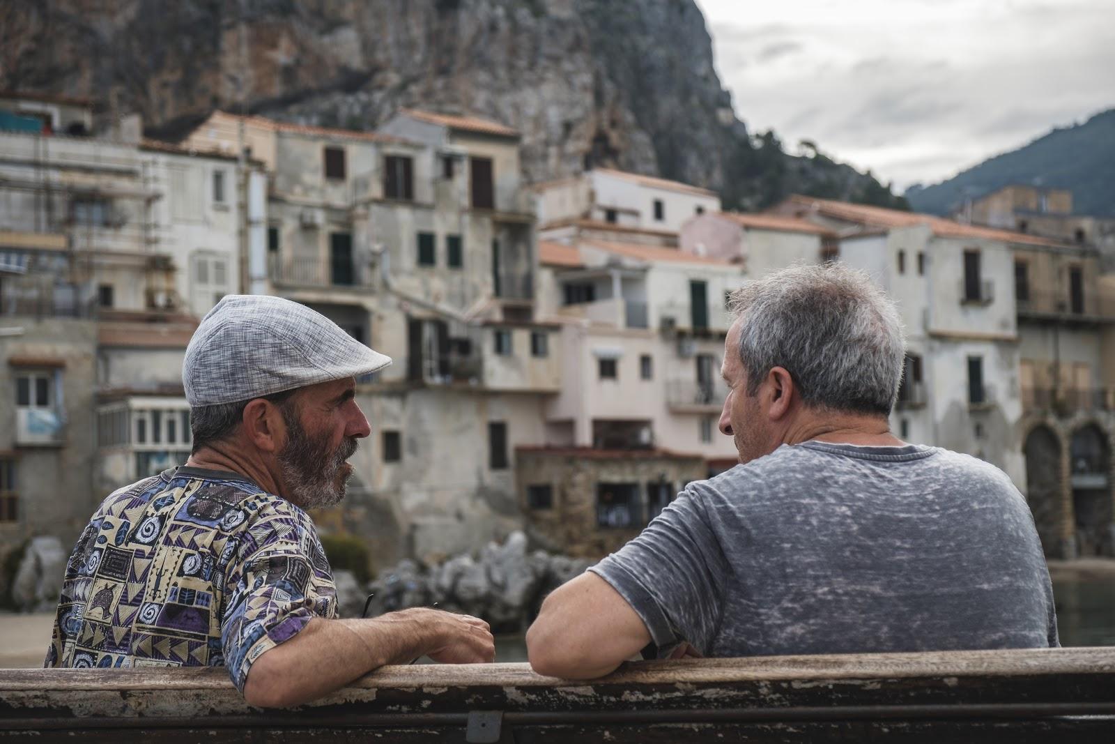 Droomhuis op Sicilië leer de taal