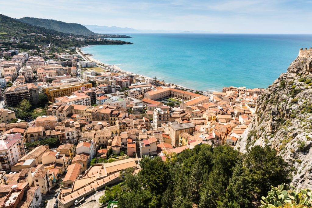 Reis naar Sicilië