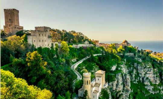 Reis in beeld: de mooiste rondreis op Sicilië